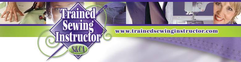 Trained Sewing Instructor program